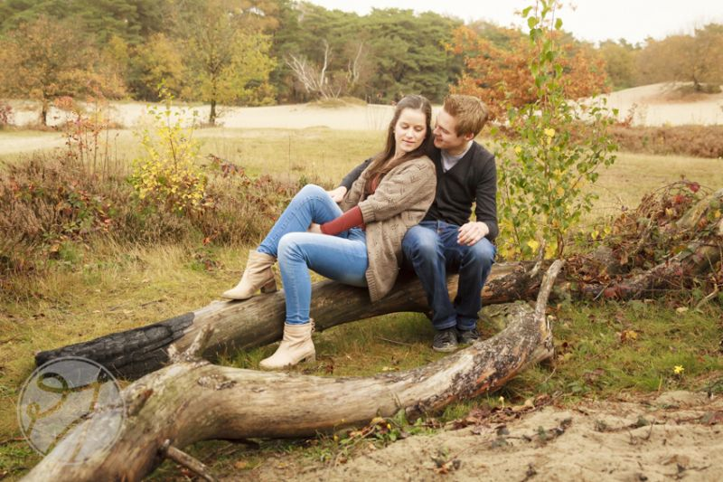 Loveshoot in de herfst! 6