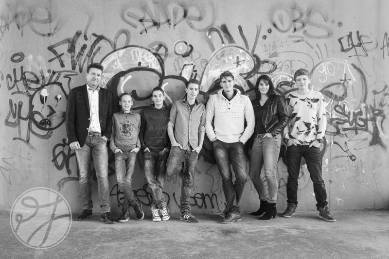 Familieshoot in Rotterdam 4
