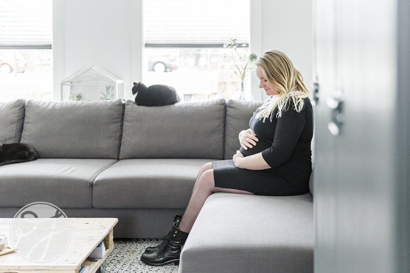 Lifestyle zwangerschapsshoot Denise 6